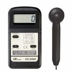 UVB Light Meter
