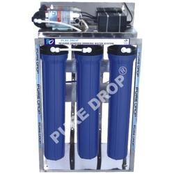Puredrop Stainless Steel Industrial RO System 25 LPH