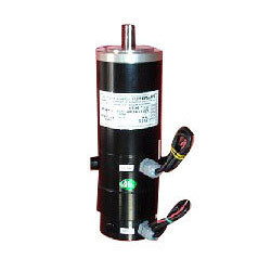 DC Motor with Tacho-Generator