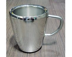 Stainless Steel DW Quo Mugs