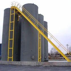 MS Chemical Storage Tank Installation