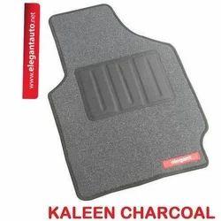 Kaleen Charcoal Floor Mats