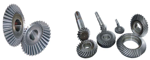 Industrial Gears - Bevel Gears Manufacturer from Mumbai