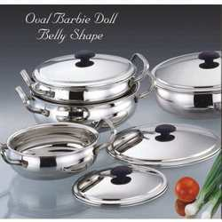 Oval Shaped Utensil Set