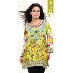 Women Digital Printed Kurtis
