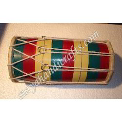 Wooden Dholak Rope With Small