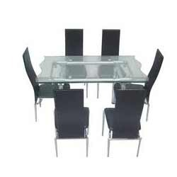 Stainless Steel Dining Table In Kolkata West Bengal