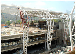 Heavy Industrial Structures Service