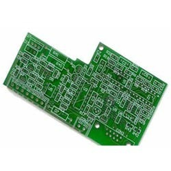 Single Sided Printed PTH Circuit Boards
