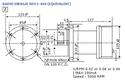 DC Tachogenerator-Radio Energie