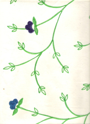 Embroidered Papers