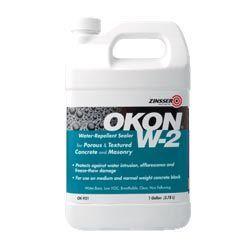 Okon Penetrating Acrylic Barriers W-2 Concrete
