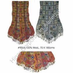 Fancy Embroidery Shawls