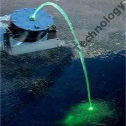 Laminar Jet Fountain