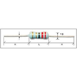 Thakor Standard Film Resistor