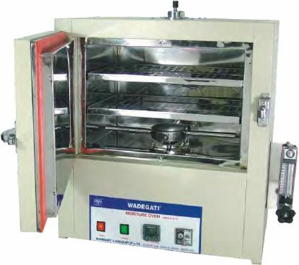 Coal And Coke Industry Moisture Oven For Coal Exporter