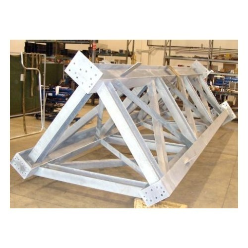 Steel Fabrication Services: Structural Steel Fabrication Services In Ambika Industrial