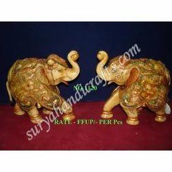 Resin Elephant Standing