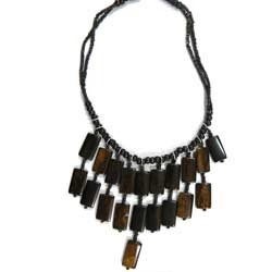Bone Beads Necklace