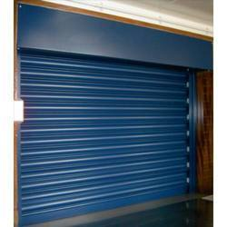 Painted MS Rolling Shutter