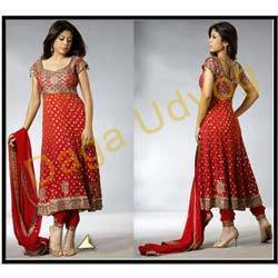Ladies Semi-Stitched Salwar Suits