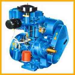 Diesel Engine Air Cooled (BTA) -1500-RPM- 5 To 10 HP