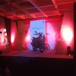 Two Wheeler Promotion Event
