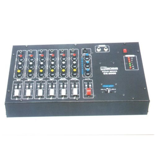 6 channel digital echo mixer the sound planet ahmedabad id 2181664573. Black Bedroom Furniture Sets. Home Design Ideas