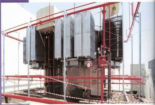 Transformer Fire Protection Transformer Fire Protection