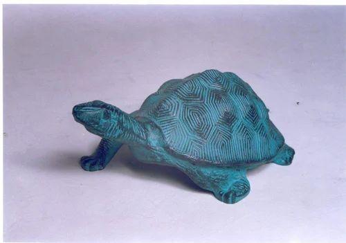 Garden Turtle Sculpture
