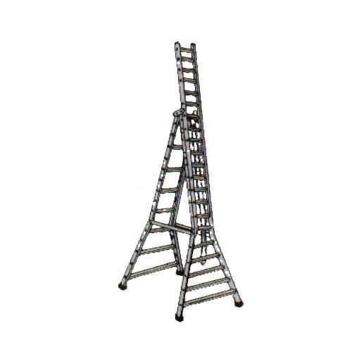 Aluminium Self Supporting Extension Ladder Aluminum Self