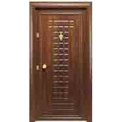 Farnichar door md 68 sc 1 st wood carvings wood for Simple wooden front door designs