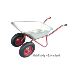 Double Wheel Trolley