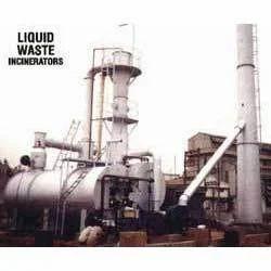 Horizontal Liquid Incinerators