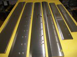 Paper Cutting Guillotine Knives, For Industrial