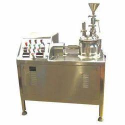 Rapid Mixer Granulator Lab Model