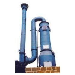 Ammonia Fume Scrubber Systems, Pollution Control Devices