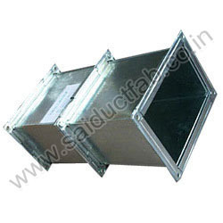 Hvac Ducts Oval Duct Manufacturer From Delhi