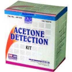 Acetone Detection