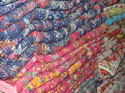 New Tropicana Kantha Quilt