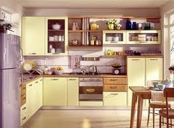 Modular Kitchen Cabinets Suppliers Manufacturers Dealers in