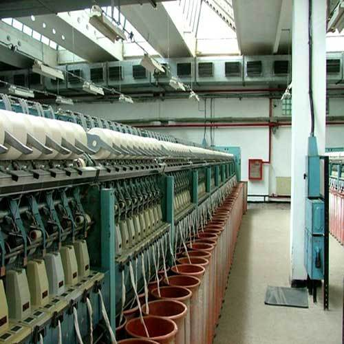 O.E. Rotor Spinning Machines