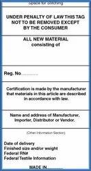 Law Label Registration Service For Usa Amp Canada Market