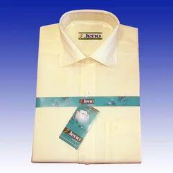 Men Cotton Sandle Readymade Shirt, Size: XL