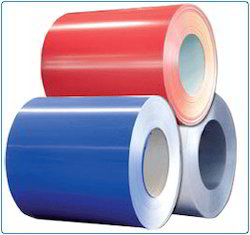 Colour Coated Coils   Om Roofing Industries   Manufacturer