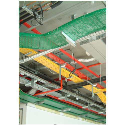 Cable Tray Cable Tray Support Manufacturer From Ahmedabad