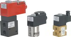 3 Direct Acting Universal Solenoid Valve