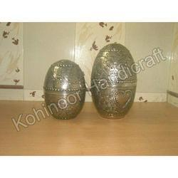 Doubled Metal Egg