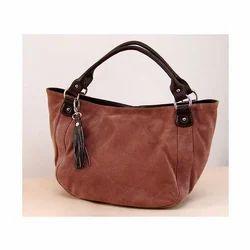 Ladies Suede Bags