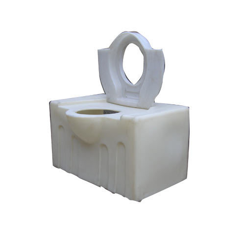 White Toilet Commode Mould